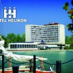 Hotel Helikon hűtőmágnes