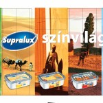 Supralux napellenző