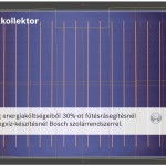 Bosch napellenző