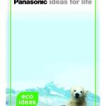 Panasonic 2 hűtőmágnes